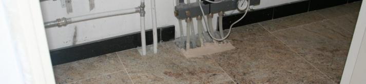 Vloerverwarming aanleggen.nl - Vloerverwarming, Vloerverwarming na oplevering